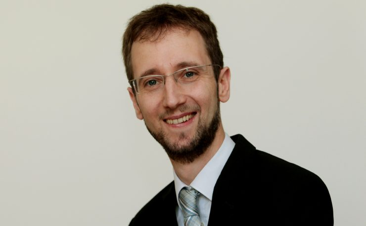 Foto Prof. Thomas Frese