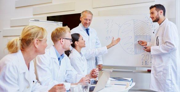 Fortbildung für Ärzte