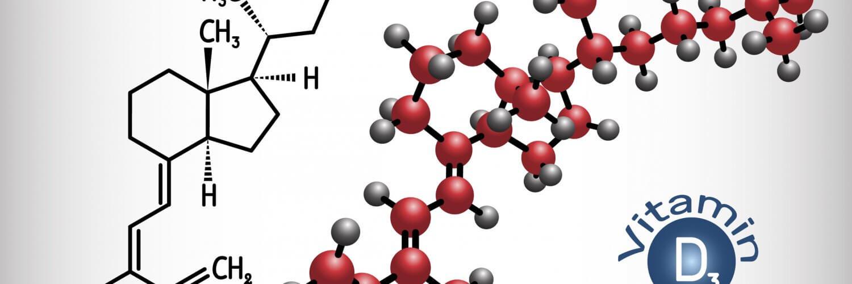 Strukturformel Vitamin D